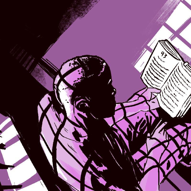 #093 Leitura e escrita na Prisão